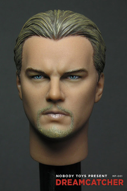 ... headsculpt resembles Leonardo DiCaprio very well and really shows off ...