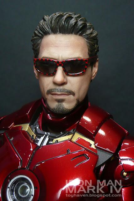 acfce63535 Tony Stark Sunglasses Iron Man 2 Donut