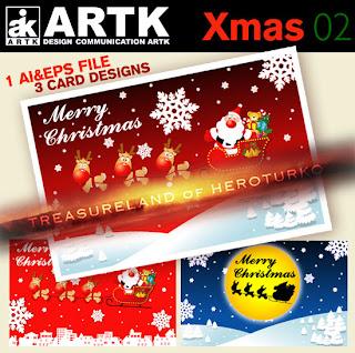 Vetores De Natal 2   Pack Download