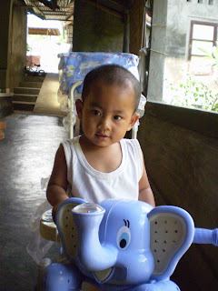 Sepeda Baruku di Belikan oleh Ibu