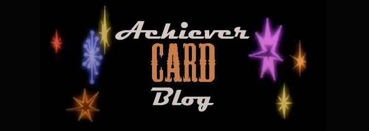 Achiever Card Blog