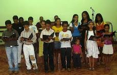 Grupo de Jovens - Louvor Celeste