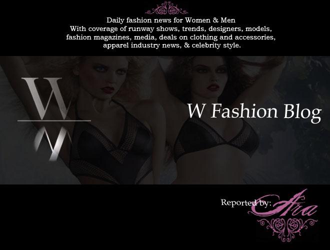 W Fashion Blog
