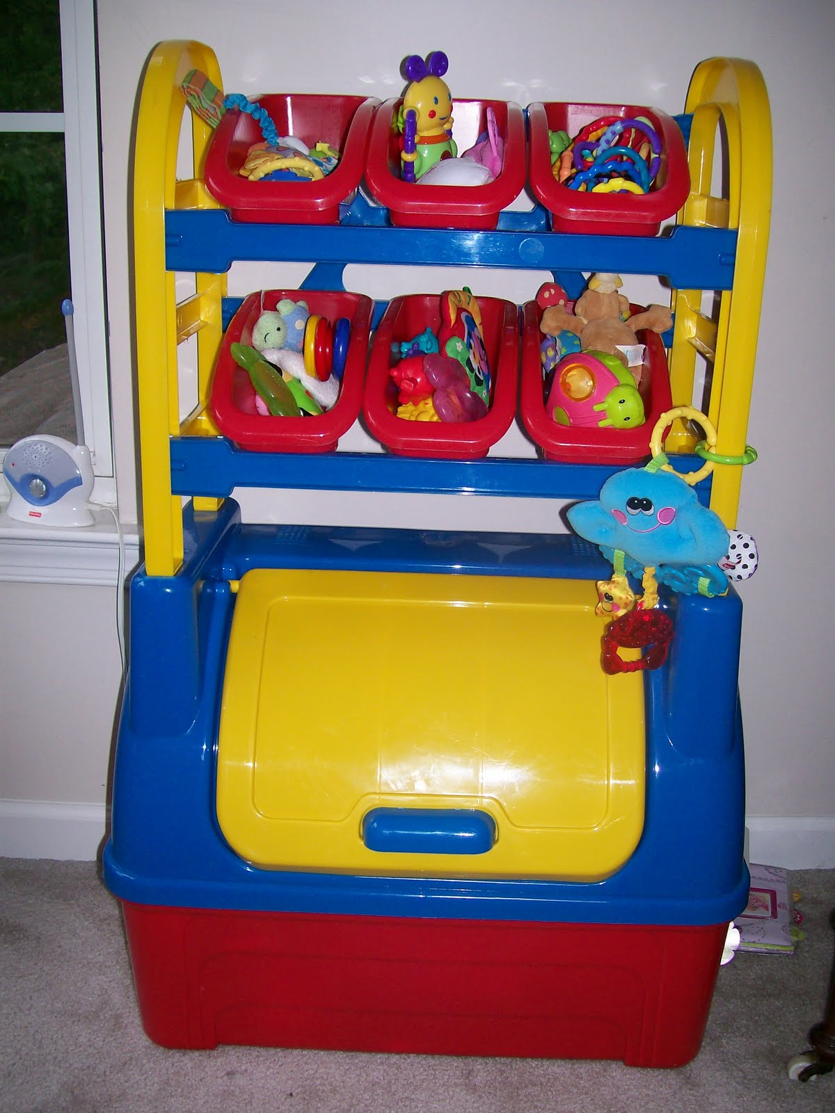 learning to be thrifty csn american plastic toys toy organizer
