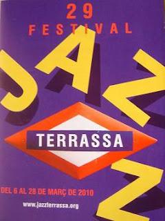 29Festival Jazz Terrassa