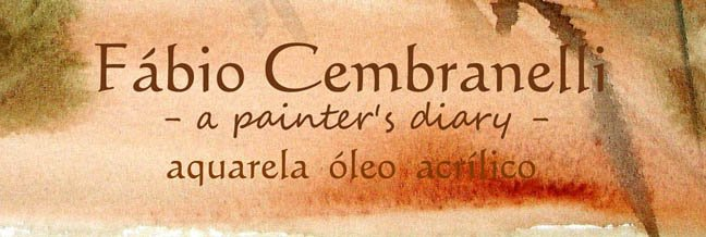 Fbio Cembranelli - A Painter&#39;s Diary
