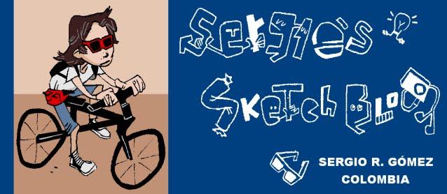 Sergio's Sketchblog