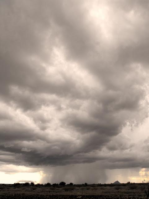 13 Novembre - L'orage.