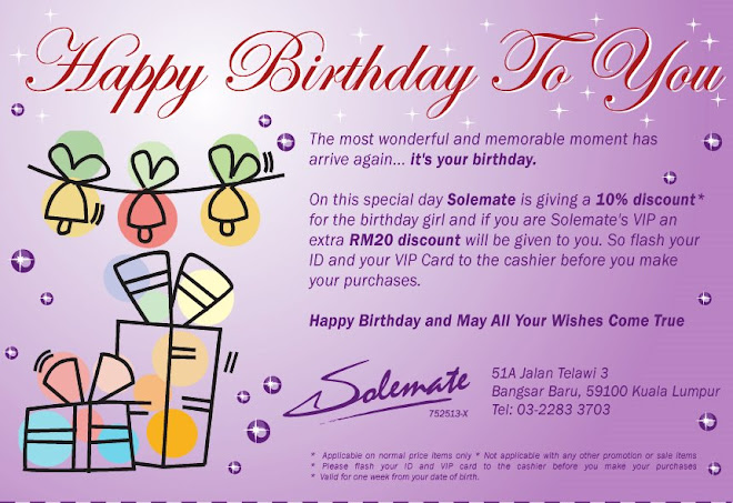 Enjoy Your Birthday Discount
