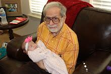 Grandpa John and me
