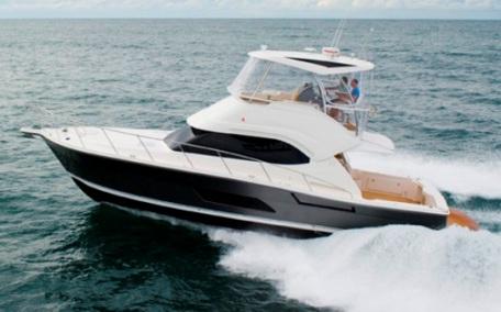 New Model: Riviera 43 Open Flybridge