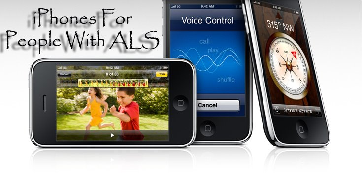 iPhones for People with ALS