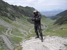Transfagarsan Highway 2010