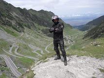 Transfagarsan Highway 2010