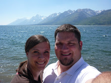 Eric and Sara at Jackson Lake
