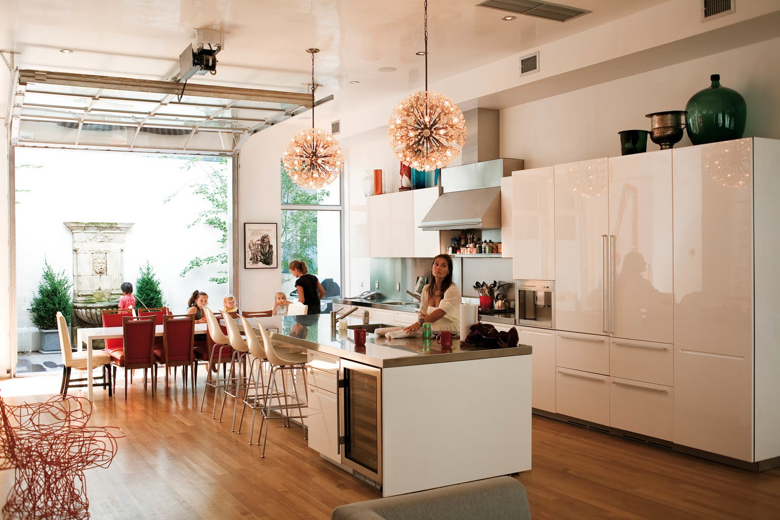 The North Elevation Review Downtown Chic By Robert Cortney Novogratz