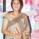 Simran in Saree  Photo Gallery