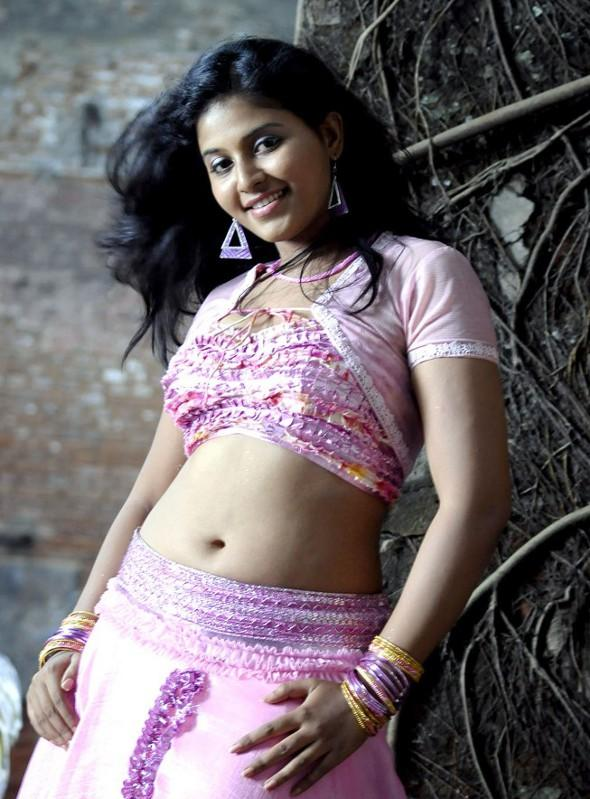 Actress Anjali Hot Stills wallpapers