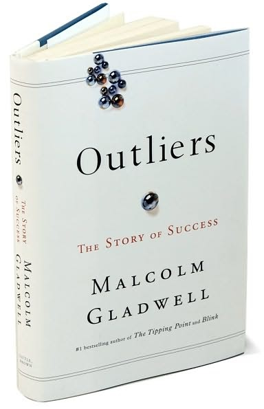 outliers book review Is your teen looking for a great read outliers is a nonfiction collection of stories and hard data, sure to inspire you and your family to success.