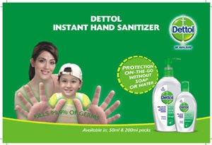 marketing mix for dettol hand sanitizer Hand sanitizer growth in the promotional industry that's the premise on which promoters have based using hand sanitizers as marketing [marketing mix.