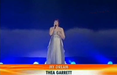 Thea Garrett – My Dream