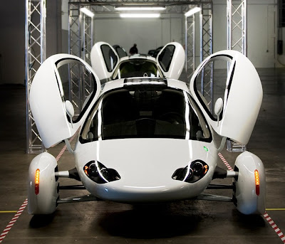Aptera 2e Uncover the CAR of the Future this October