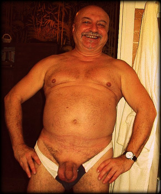 Fotos Hombres Maduros Desnudos Y De Seo Gay