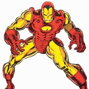 Iron man #1-#37 Iron-man