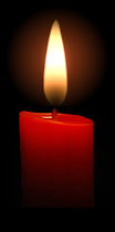 CLICK ON THE CANDLE AND SHOW UR SUPPORT