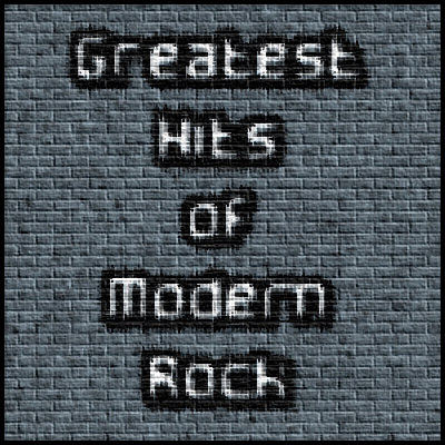 [FS]Greatest Hits of Modern Rock 4CD[MP3]