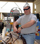 Were you wearing your Tin Foil Hats and riding your horsey ??
