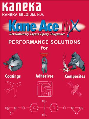 Kaneka Belgium N.V. Kane Ace MX Poster - Designed by Totem Media, L.C.