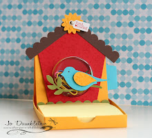 Sweet Treat Stationery Holder
