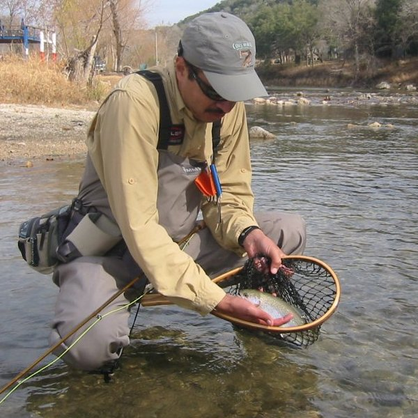 Fat guy fly fishing about the biggest pair you ever seen for Fat guy fishing