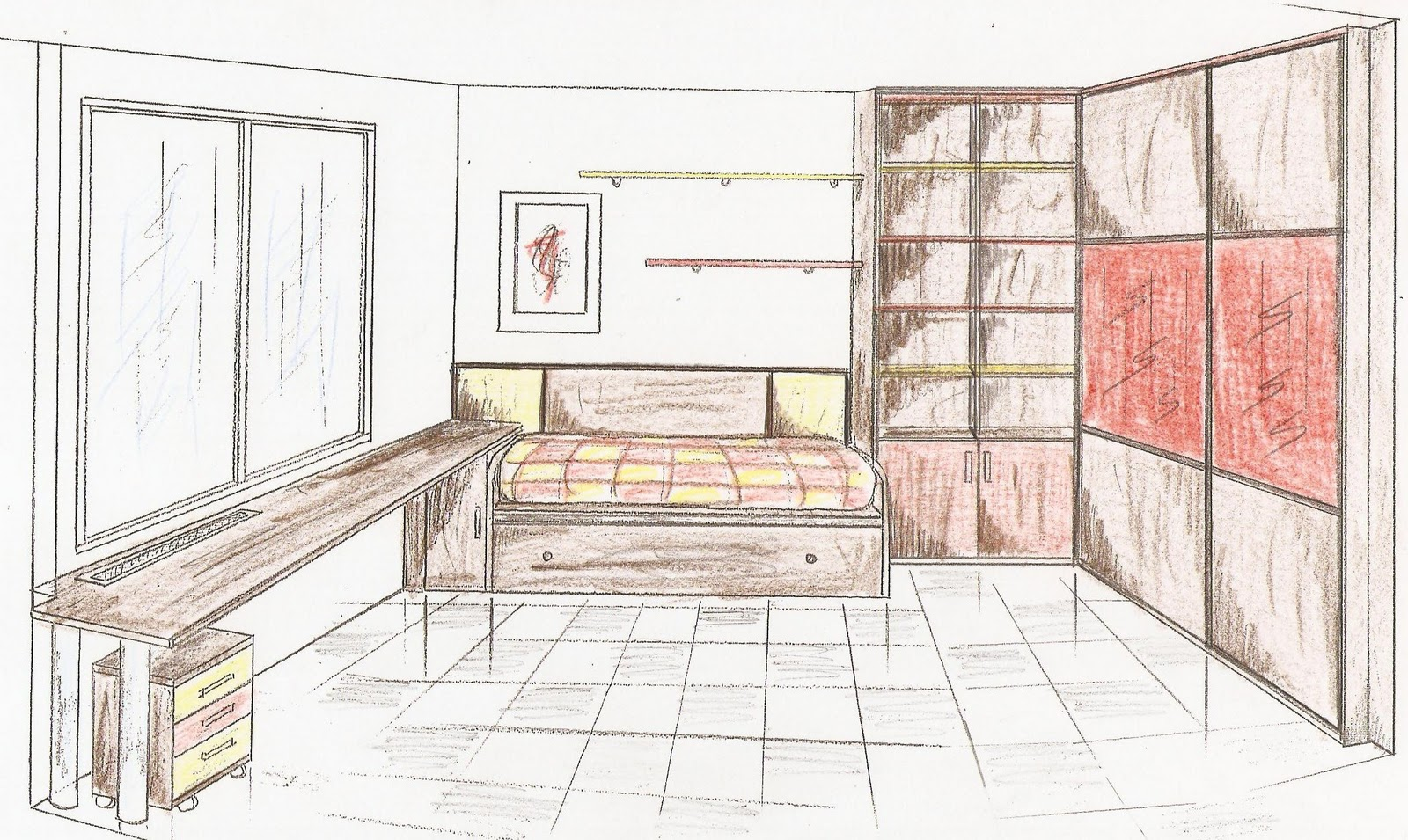 Luis Ngel Mueblista Decorador Mueble Juvenil Y Mueble A