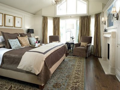 Divine Designs: The Master Bedroom: Your Retreat Away From the World