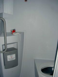 airship ventures zeppelin nt neue toilette. Black Bedroom Furniture Sets. Home Design Ideas