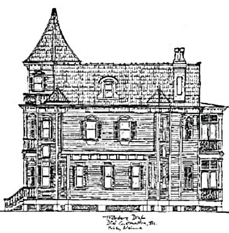 Cthulhus treasure box viktorianisches haus erbaut for Viktorianisches haus