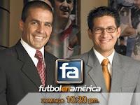 Programa Fútbol en América 31-08-14