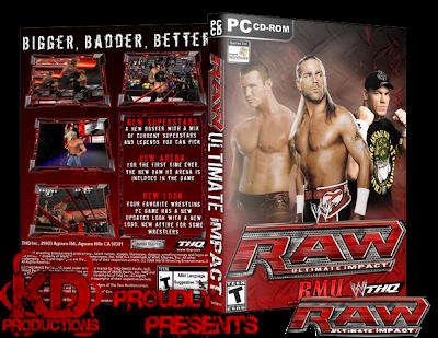 تحميل لعبة wwe raw WWE+Raw
