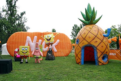Espacio Nickelodeon