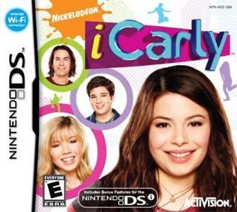 juego iCarly Nintendo DSi Nintendo WII