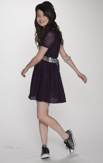 Miranda Cosgrove Bailando