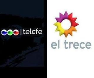 ratin El Trece Telefe
