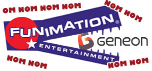 FUNimation to (maybe) eat Geneon's licenses