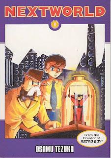 The first volume of Osamu Tezuka's Nextworld