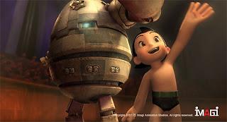 CG Astro Boy