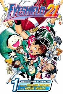 Eyeshield 21 vol.1