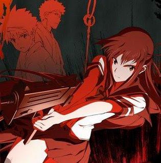 Shikabane Hime: Corpse Princess
