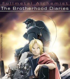 Fullmetal Alchemist: The Brotherhood Diaries